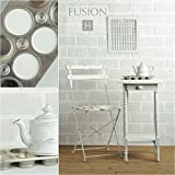 Fusion Mineral Paint 37 ml Tester Lamp White