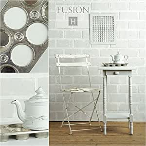 Fusion Mineral Paint 500 ml Lamp White