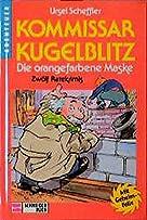 Kommissar Kugelblitz 07. Der schwarze Geist: Kommissar Kugelblitz Ratekrimis (German Edition)