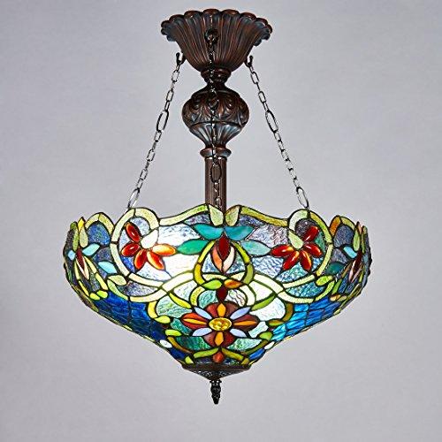 Cut Glass Pendant Light - 8