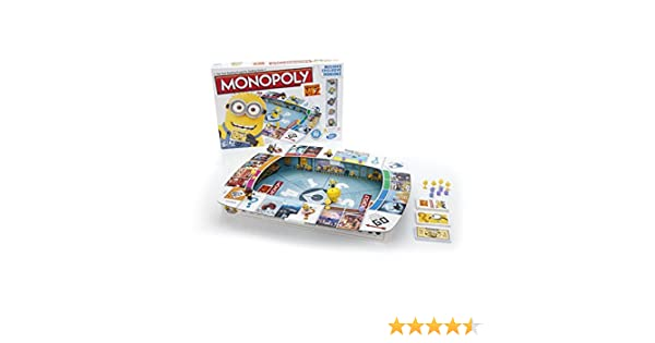 Monopoly Despicable Board Game: Amazon.es: Juguetes y juegos