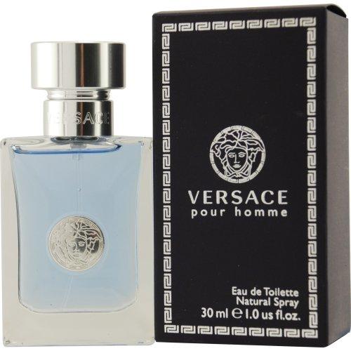 Gianni Versace Signature Eau De Toilette Spray for Men, 1 Ou