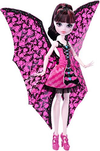 Monster High Ghoul Transformation Draculaura product image