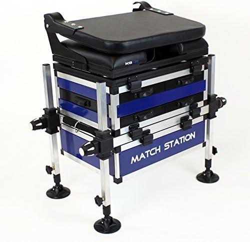 MATCH Station ® Alliage AS5 PRO-SPORT ™ Siège Boîte /& dossier