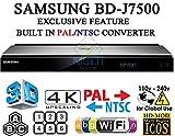 SAMSUNG J7500 - 2K/4K Upscale - 2D/3D - Wi-Fi