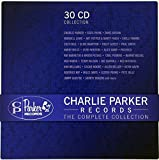 Charlie Parker Records Complete Collection