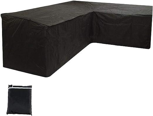 78Henstridge - Funda impermeable para muebles de jardín en forma ...
