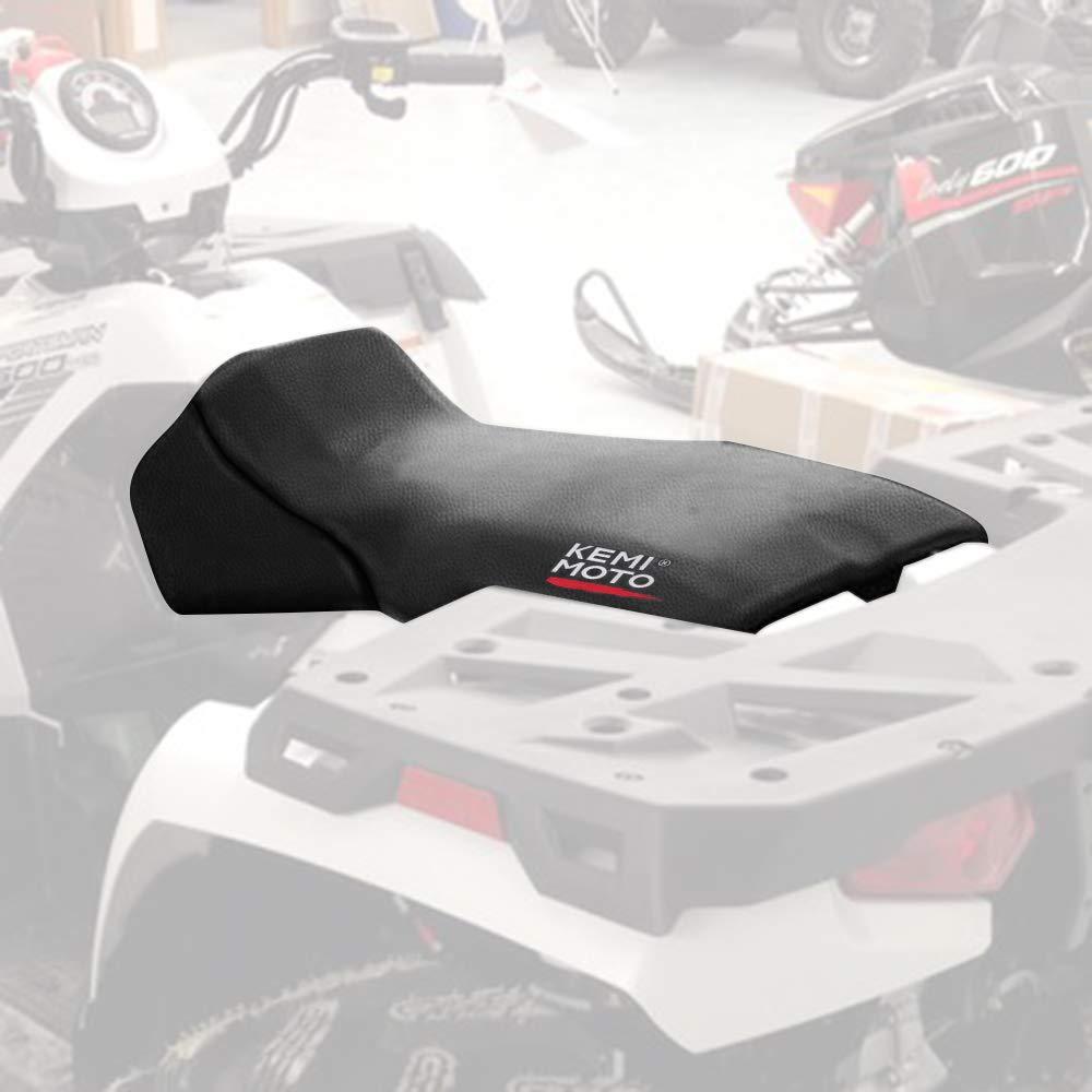 Sportsman Seat Cover Black Compatible with ATV Polaris 4X4 335 400 500 600 700 1996-2004