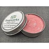 Soapworks Luscious Lip Scrub -Juicy Strawberry