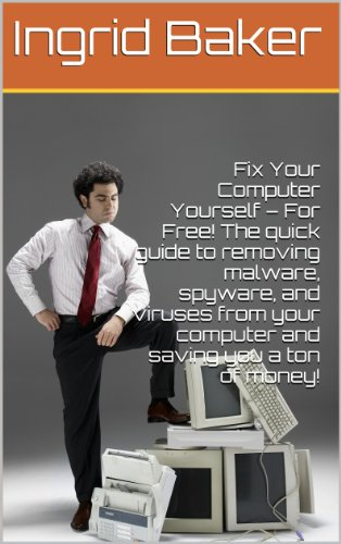 How Fix Your Computer Yourself ebook product image