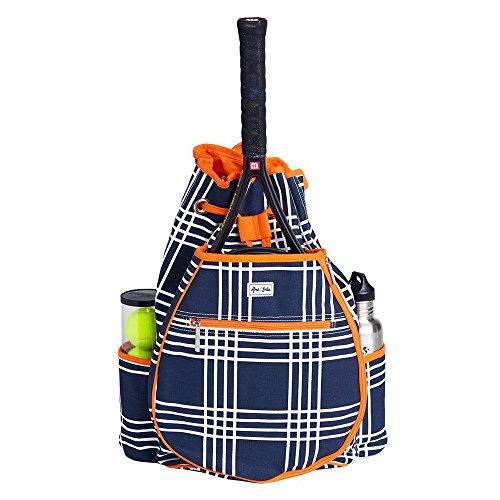 Ame & Lulu Kingsley Tennis Backpack (Abbey Plaid)