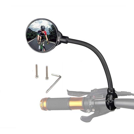 Amazon.com: DRCK HROS - Espejo retrovisor giratorio para ...