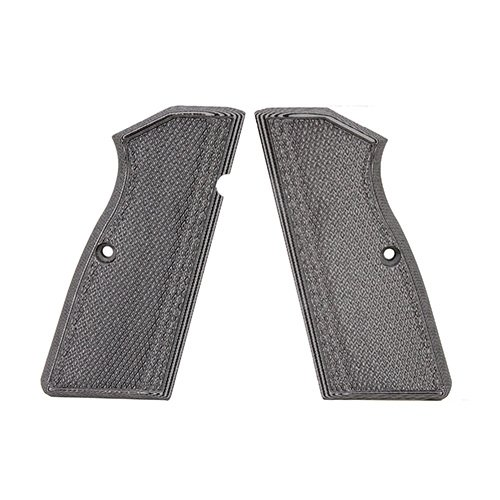 (Pachmayr 61261 G-10 Tactical Pistol Grips, Browning Hi Power, Checkered,)