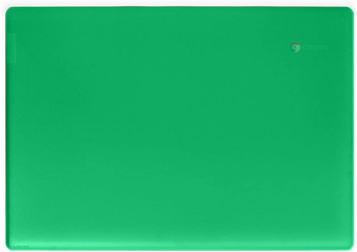 "mCover Hard Shell Case for Late-2019 14"" Lenovo S340 Series Chromebook Laptop (NOT Fitting Older 14"" Lenovo N42 / S330 and 11.6"" N22 / N23 / 100E / 300E / 500E, etc) (Green)"