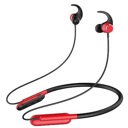 Auriculares bluetooth del deporte del cuello del modelo privado de Bluetooth 180ma, los mejores auriculares