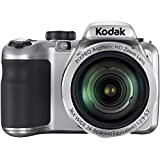 Kodak AZ361-WH PIXPRO Astro Zoom 16 MP Digital Camera with 36X Opitcal Zoom and 3 LCD Screen (White)