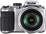 Kodak AZ361-WH PIXPRO Astro Zoom 16 MP Digital Camera with 36X Opitcal Zoom and 3'' LCD Screen (White)