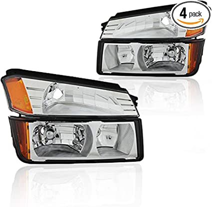 2002 2003 2004 2005 2006 2007 Avalanche LED Door Handle Pair Front or Rear