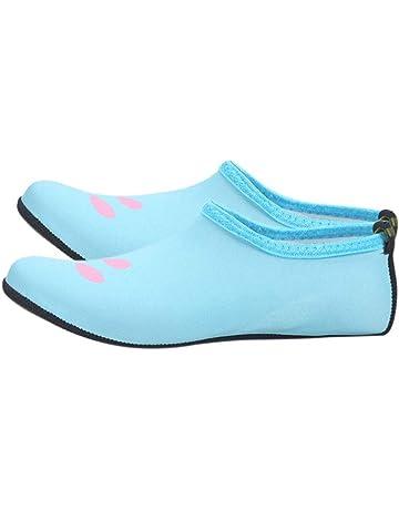 3c7f1875 Los niños de natación al Aire Libre Calzado Transpirable Beach Calcetines  Calzado de Secado rápido de