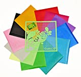 "Kyпить Iron On Glitter Vinyl – 12 Heat Transfer Sheets 12x10"" for T Shirts + BONUS 1 Cutting Mat – HTV Bundle for Silhouette Cameo & Cricut на Amazon.com"