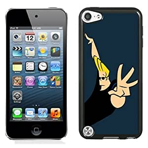 Lovely and Durable Cell Phone Case Design with Johnny Bravo iPod Touch 5 Wallpaper