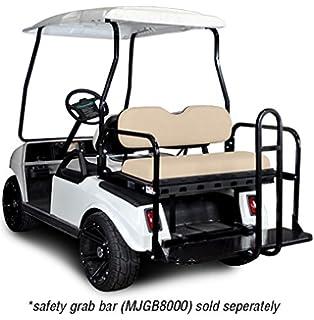 Amazon.com : Club Car DS Golf Cart BUFF Cushion Set for Rear Flip ...
