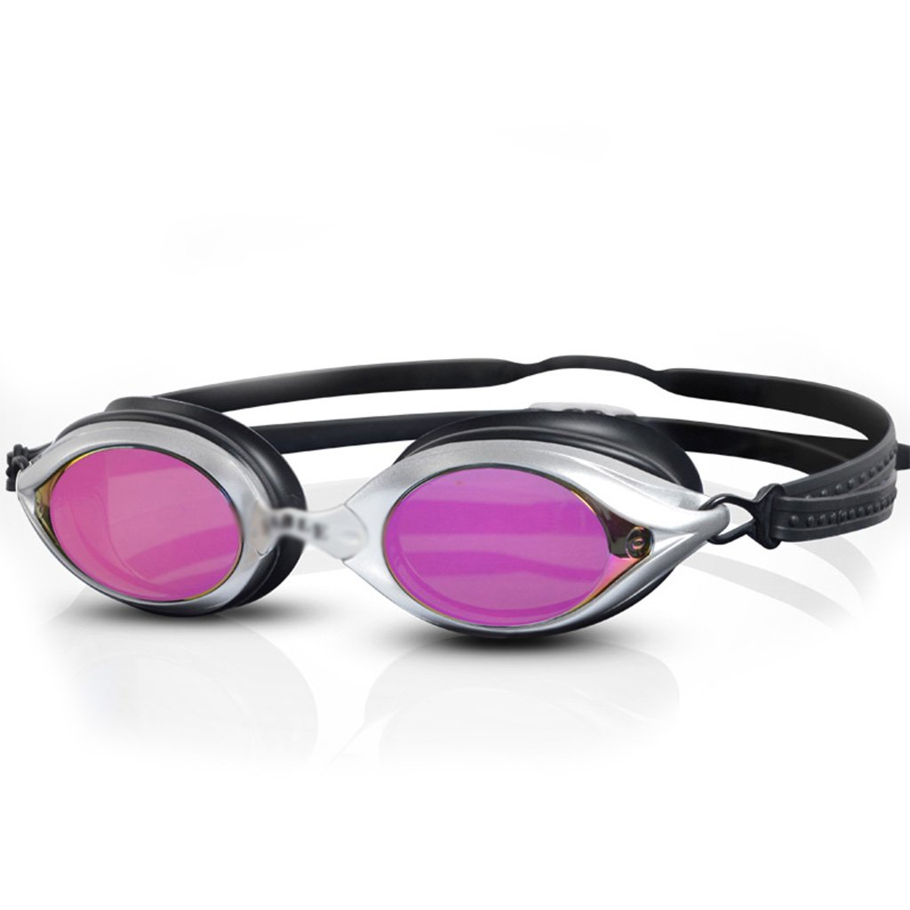 D XY AntiUV Swimming Glasses AntiFog Waterproof HD Adult Professional Training Goggles Swimming Equipment Men and Women Available Water Sports Glasses