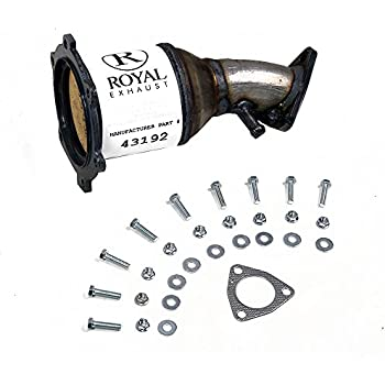 Amazon Com Catalytic Converter W Y Pipe Fits 2004 2006 Nissan