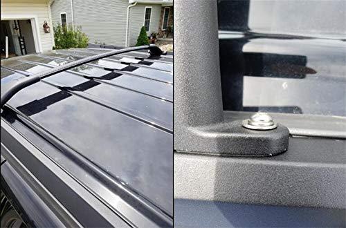 SnailAuto Fit for 2015-2019 GMC Yukon XL Tahoe Suburban Escalade ESV Cross Bars Luggage Rack