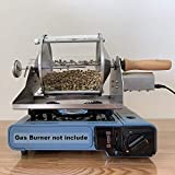 Coffee Bean Roaster Gas Coffee Roasting Machine for