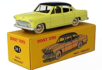 Voiture Simca Norev 24z Dinky Toys Miniature Atlas Versailles PZn0kNw8OX