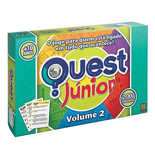 Grow 2975, Quest Junior Volume 2