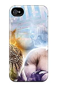 Excellent Design Wwe The Rock Vs John Chena Iphone 5/5S