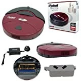 IROBOT ROOMBA 400 VACUUM CLEANING ROBOT