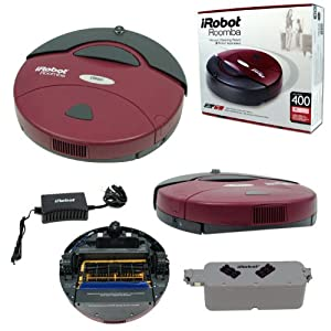 Amazon Com Irobot Roomba 400 Vacuum Cleaning Robot