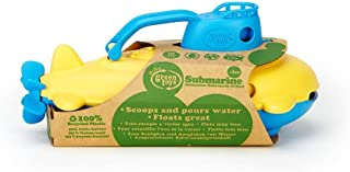 product image for Green Toys Bath & Water Play Submarine, Blue Cabin 6+ Months