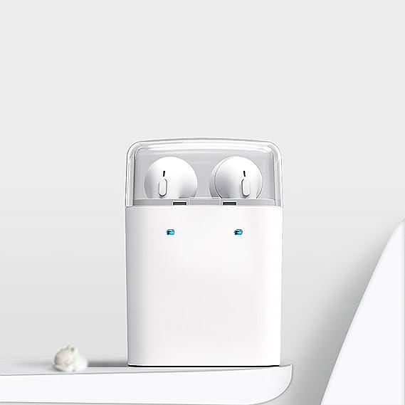 0f4d9f658e0 Dacom Wireless Stereo Bluetooth Headset 4.2 Bluetooth Headphone TWS White Handsfree  Earphone with Mic