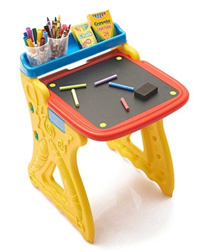 Crayola Fold And Go Art Studio Buy Online In Uae Toy