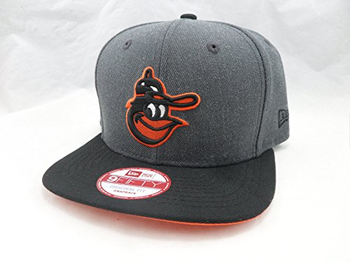 New Era 2T Action 9FIFTY Snapback Hat Baltimore Orioles MLB
