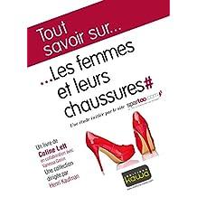 Tout savoir sur... Les femmes et leurs chaussures: Une étude initiée par le site spartoo.com