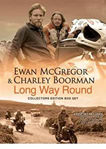 Long Way Round: Collector's Edition Box Set