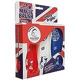 MagicBrush Brush (Pack Of 3) (3 x 12 inches) (Union Jack)