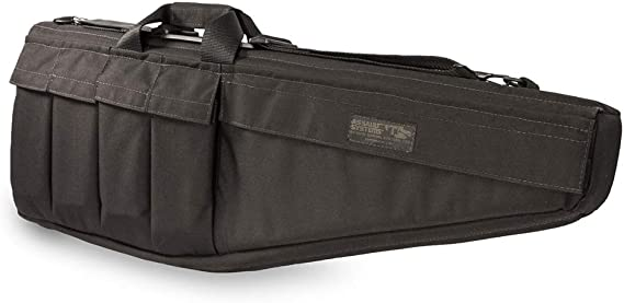 Assault Systems Elite Survival Black Rifle Case