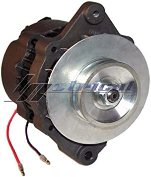 New SAEJ1171 Marine Certified High Output 105 Amp Alternator AC155603 AC155604