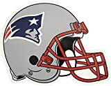 NFL New England Patriots Outdoor Small Helmet Graphic Decal