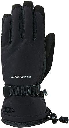 Seirus Innovation Mens Heatwave Zenith Waterproof Gloves