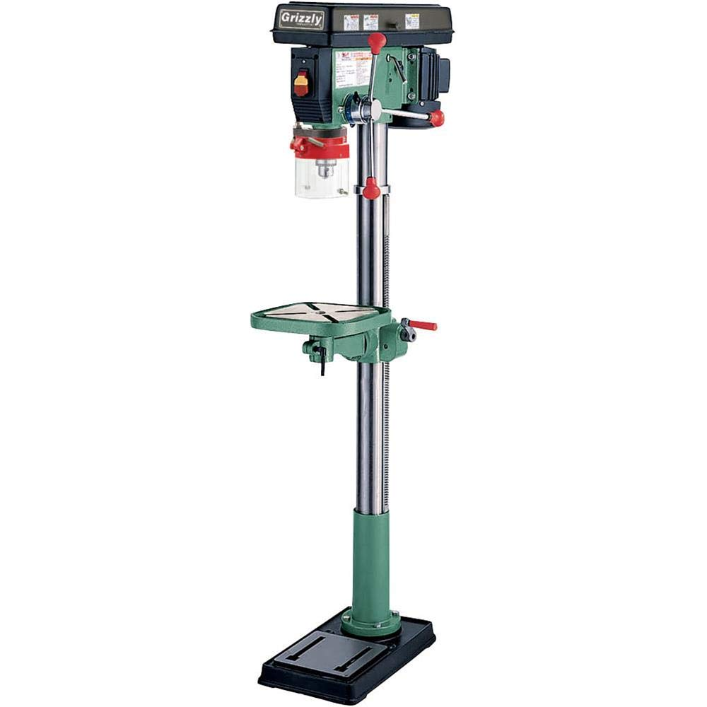 Grizzly Industrial G7944-14'' Heavy-Duty Floor Drill Press by Grizzly