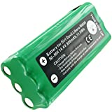 AccuCell - Batería compatible con batería Dirt Devil Libero M606 0606004 (800 mAh)