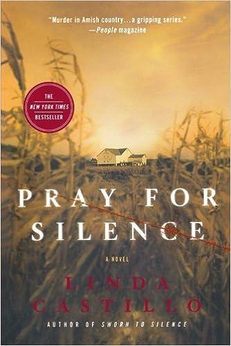 pray for silence a kate burkholder novel