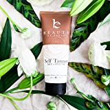 Self Tanner with Organic & Natural